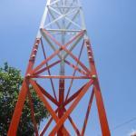 Modulo de torre para antena
