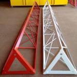 Modulo de torre triangular